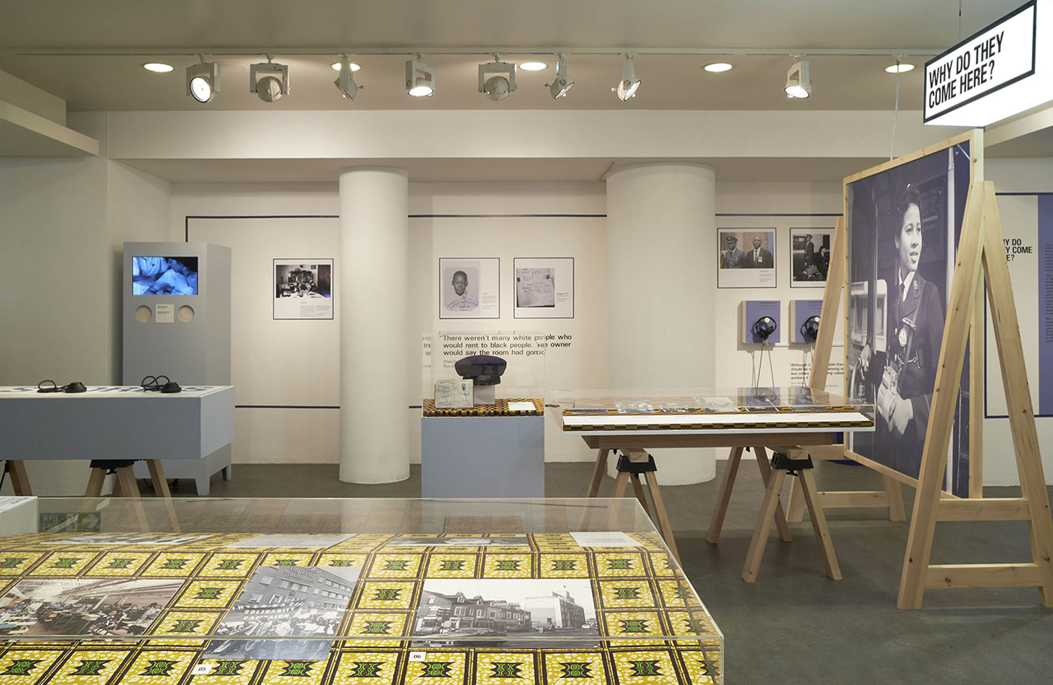 Southbank Centre Adopting Britian: 70 years of Migration