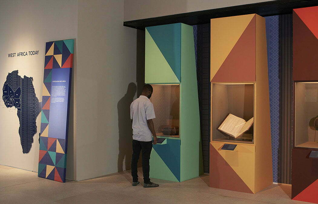 British Library West Africa: Words, Symbol and Song