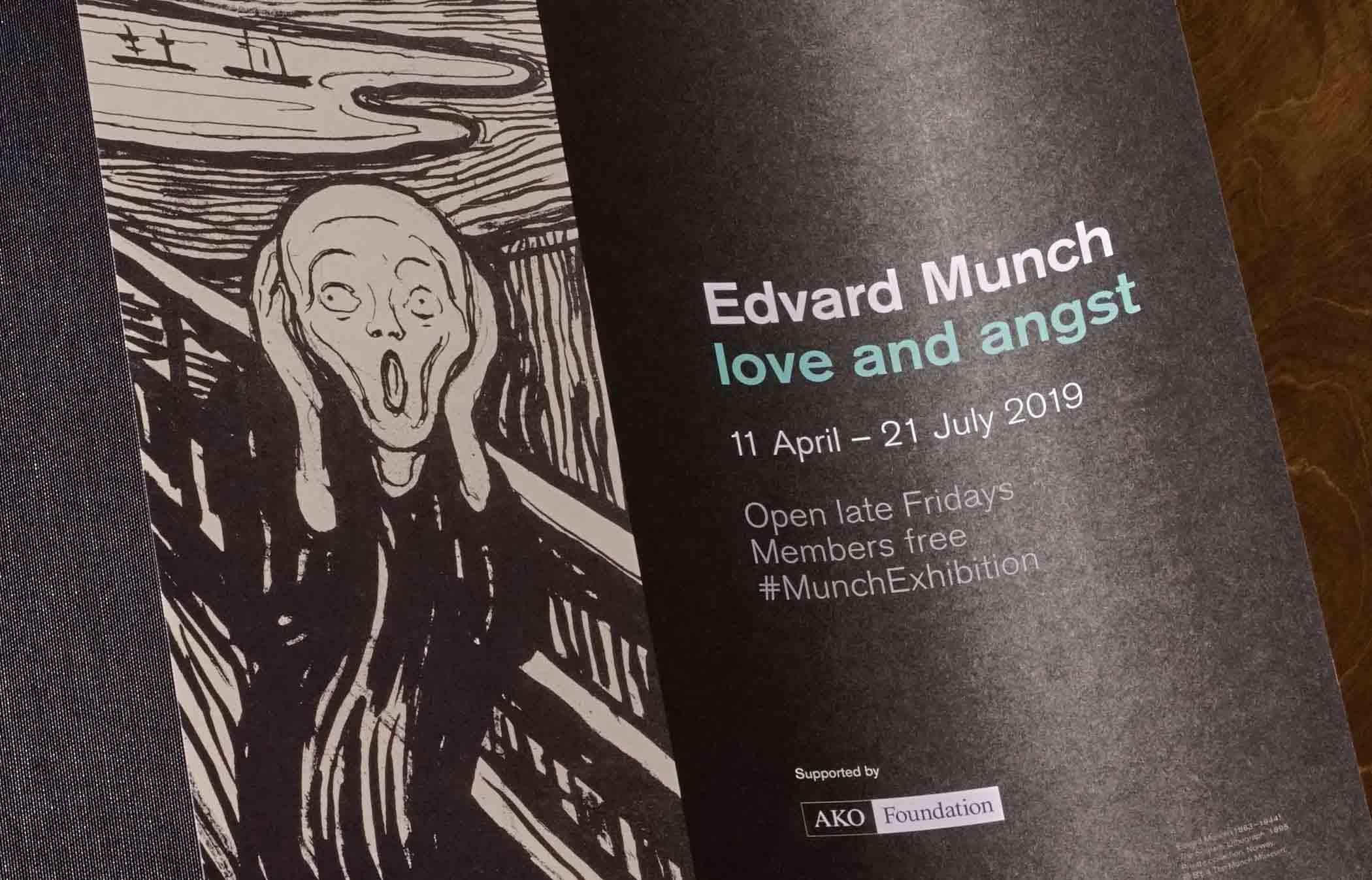 British Museum Edvard Munch
